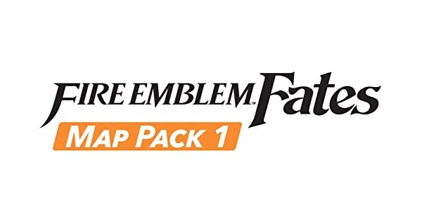 Amazon Com Fire Emblem Fates Map Pack 1 Dlc 3ds Digital Code Video Games
