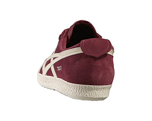 Bordeaux top Baskets Unisexe Délégation Asics Bas Mexico Adultes 2902 7zHZnRq8