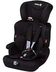 Safety 1st Ever Safe Plus Seggiolino auto 9-36 kg Gruppo 1/2/3 per bambini dai 9 mesi ai 12 anni, Seggiolino Auto Universale, Con Riduttore Imbottito Bimbi Piccoli