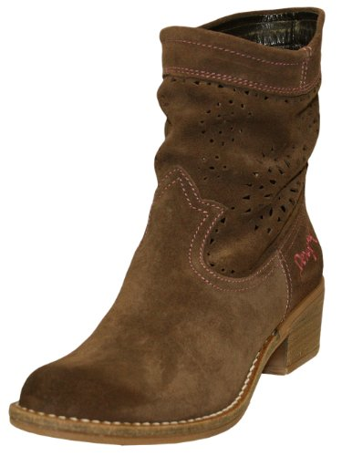 Boots Designer Chaussures CAMPERAS DESIGUAL Boot Femme AaW68