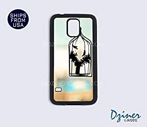 Galaxy S3 Case - Be free Bird In cage