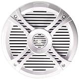 Rockville Rmsts65w Pair 6.5-Inch 800 Watt Waterproof Marine Boat Speakers 2-Way White