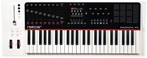 Nektar Panorama P4 49-key MIDI Controller Keyboard