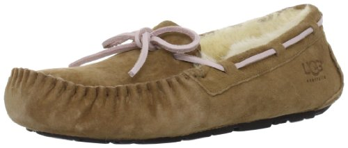 - UGG Women's Dakota Moccasin, TABACCO, 7 B US