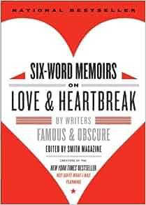Six Word Memoirs-Adult Version - YouTube