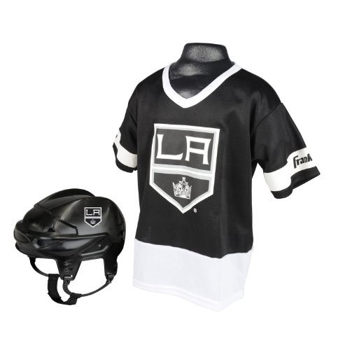 Franklin Sports NHL Los Angeles Kings Youth Team Uniform Set