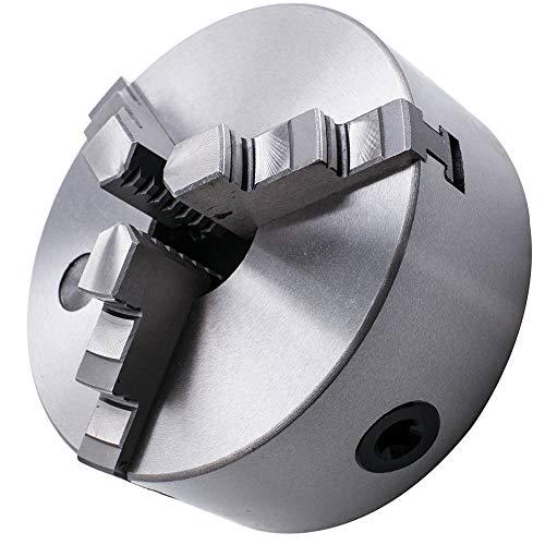 Tuningsworld Jaw Self Centering Lathe Chuck Milling Internal External Grinding K11-160 by Tuningsworld (Image #1)