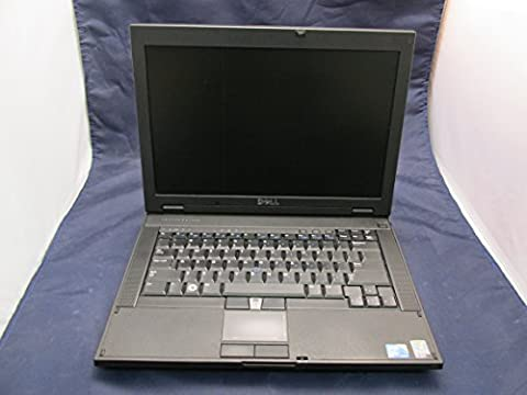 Dell E5400 Latitude 14-Inch Laptop (Dual Core 2.53 Ghz CPU, 2GB RAM, 160GB Hard Drive, DVD-RW) (Dell Smart Card Reader)