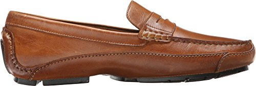 Rockport Men's Luxury Cruise Penny Tan Loafer 10 M (D) Photo #2