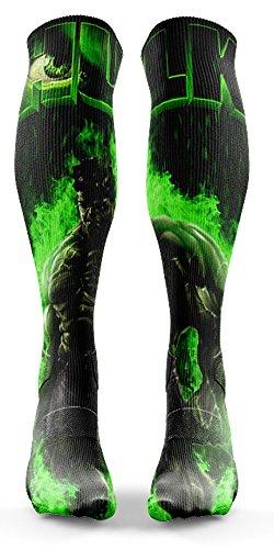 Incredible Hulk Socks -