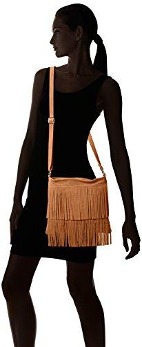 Cognac Braun Mujer de Tipsi hombro Bags4Less Bolso Braun xwHzUqHaY