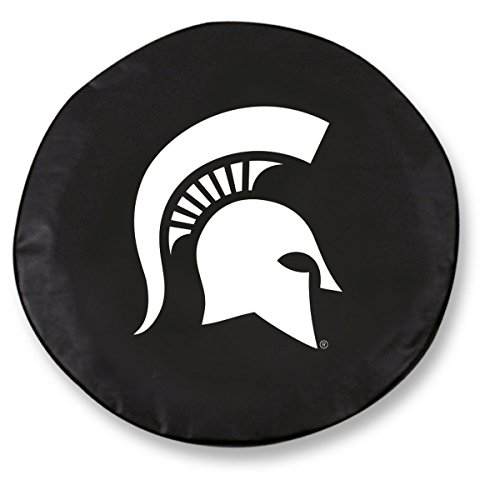 (32 1/4 x 12 Michigan State Tire Cover)