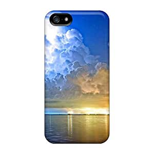 Mialisabblake Case Cover Protector Specially Made For Iphone 5/5s Lightning Strikes
