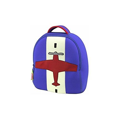 4be6924d4804 Dabbawalla Bags Preschool   Toddler Airplane Backpack