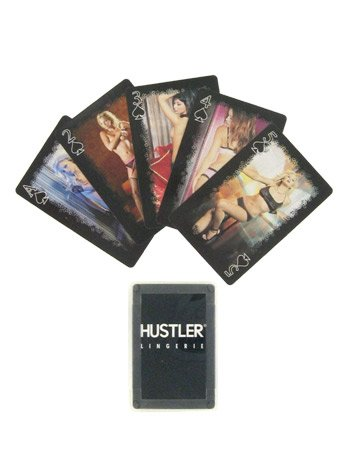 playing cards Hustler