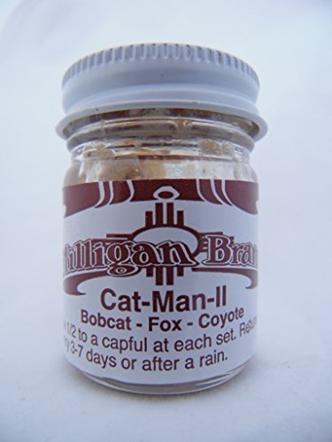 MILLIGAN & 039;s cat-man-ii Bobcat 1 Oz Animal Reiz von Milligan Marke