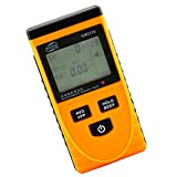 MonkeyJack GM3120 EMF Gauss Meter Electromagnetic Radiation Detector New Orange
