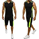 Chenchen Itd Men's Lace Up Waist Swimwear Running Surfing Large Size Beach Personality Sports Beach Short Slips Black