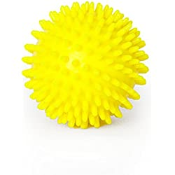 "Merrithew Massage Ball, Yellow, Large/4""/10cm"