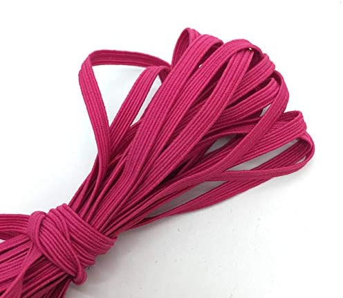 Ribbon Tape Flat  Elastic band Cord Belt DIY Crafts Sewing Apparel Accessory NEW