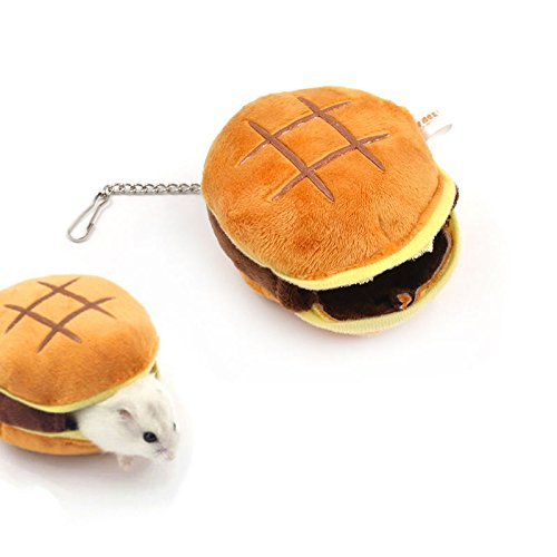 cute-hamburger-shape-small-animal-hamster-house-soft-warm-nest-pet-supplies