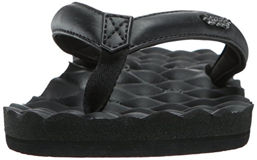 Reef Dreams Damen Sandale in Charcoal/Aqua Black