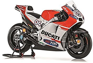 Ducati MotoGP Andrea Dovizioso Die Cast Model 1:18th Scale 987694371 ()