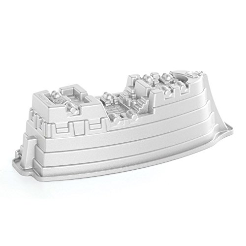 Nordic Ware Pro Cast Pirate Ship Cake -