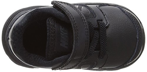 Nike 832884-011, Zapatillas para Bebés Negro (Black / Black / Anthracite)