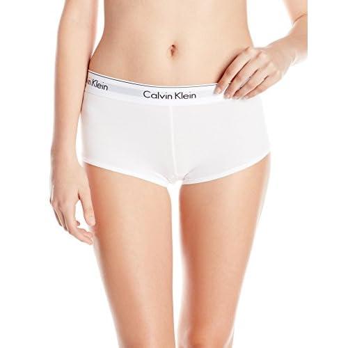 Calvin Klein Women's Modern Cotton Short, White, Medium supplier