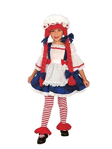 Yarn Babies Girl Ragdoll Costume,