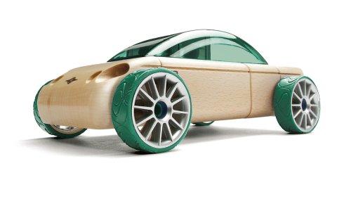 Automoblox Mini S9 Sedan Green by Automoblox