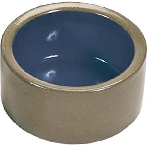 Kaytee Stoneware Pet Bowl, 5-Inch