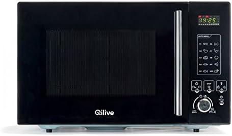 Qilive Q.5256 - Microondas (345 x 335 x 200 mm): Amazon.es: Hogar