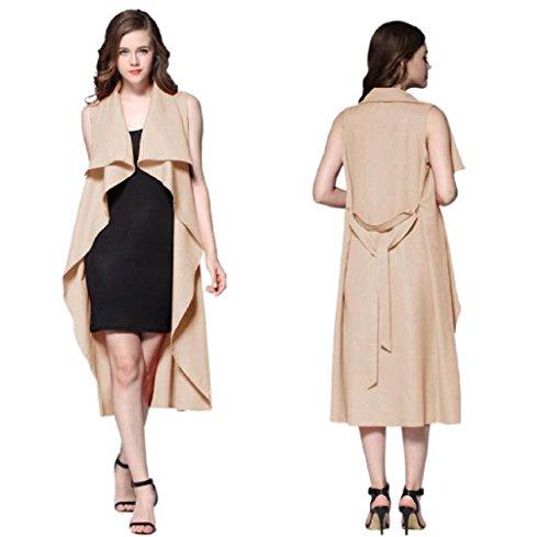 gillberry-women-solid-color-windbreaker-sleeveless-coat-polyester-jacket-s-khaki