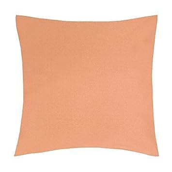 Moderno Uni Kissenhulle Sofa Kissen 40x40 Cm Im Damast Stil Farbe