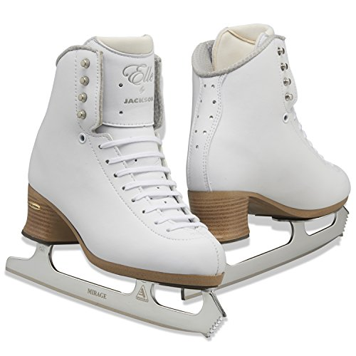 (Jackson Ultima Elle Fusion/Mirage FS2130 / Figure Ice Skates for Women/R-Regular (A/B) / Size: Adult 6 )