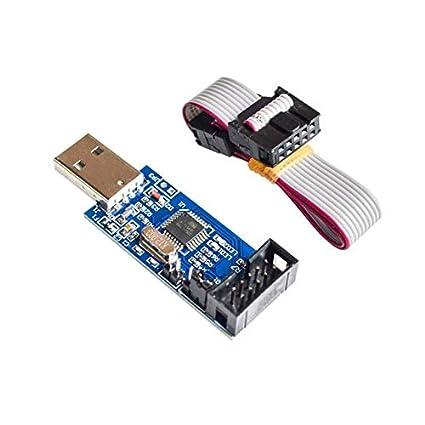SunRobotics USBASP AVR ISP Programmer(3 3V / 5V) Atmel Studio & Arduino IDE  Compatible