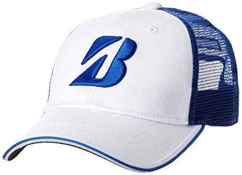 [ブリヂストンゴルフ] Tour BプロモデルハーフメッシュキャップCPG714 B メンズ