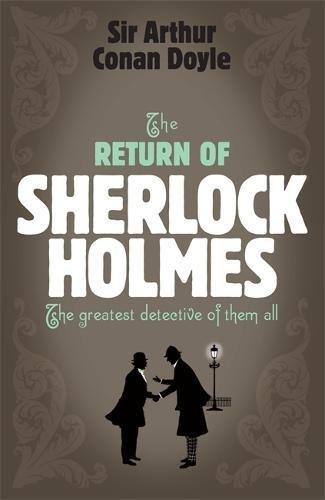 Sherlock Holmes: The Return of Sherlock Holmes (Sherlock Complete Set 6)