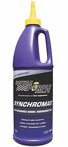 Royal Purple 01512 Synchromax Manual Transmission Fluid - 1 Quart ()
