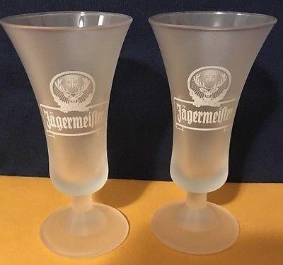 (Jagermeister Liqueur Glass)