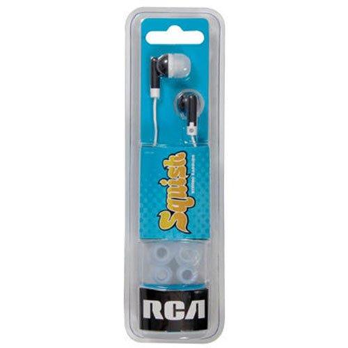 RCA HP61BK SQUISH Stereo Black