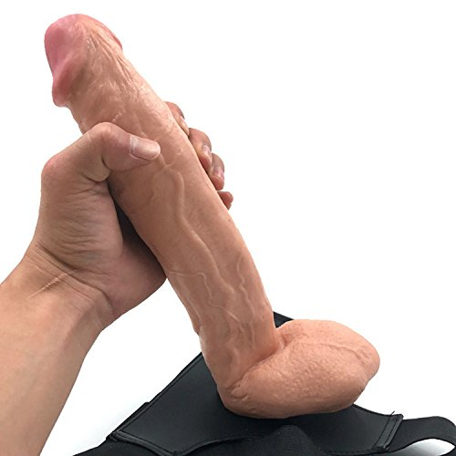Women 's Sex Toys Realistic Dick Dildo Wearable 12 inch Oversize Large Scale with Bold Plus Long Darling Huge Cock Anal Dildo for Sex