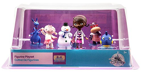 Disney Doc McStuffins Figure Play Set]()