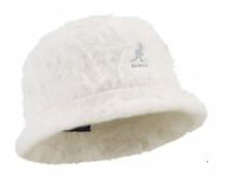 KANGOL FURGORA BIN ANGORA BUCKET HAT (Small 35f8c4a3d1e