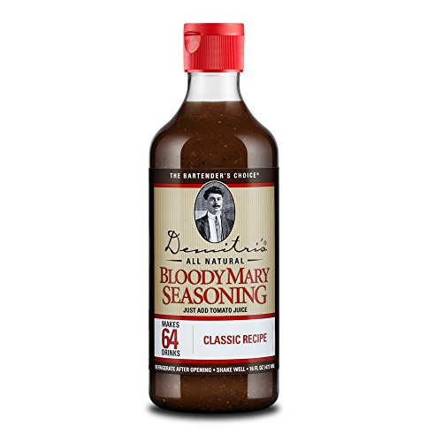 (Demitri's Classic Bloody Mary Seasoning Mix - 16 oz)