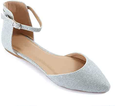 5e5a498405683 Shopping Last 90 days - Silver - Flats - Shoes - Women - Clothing ...