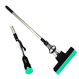PVA Professional Double Roller Ultra Foam Rubber Mop