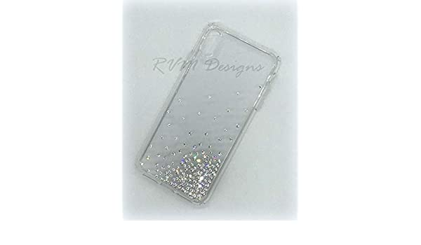 e88e31b95 Amazon.com: Starburst Design Case made with Swarovski Crystals - iPhone &  Samsung: Handmade